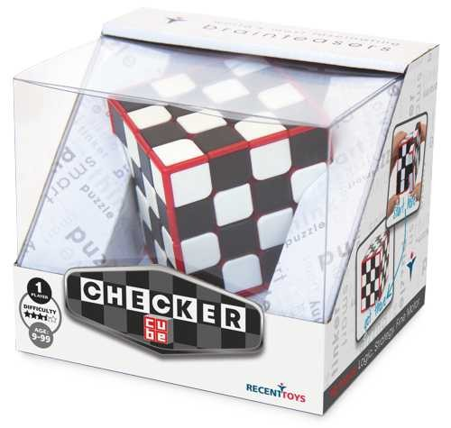 Checker Cube, Brainpuzzel