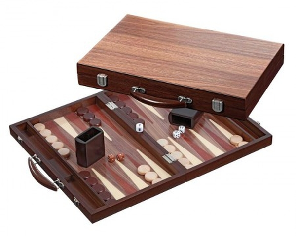 Backgammon Kassette Skyros Medium