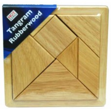 Tangram Rubberwood
