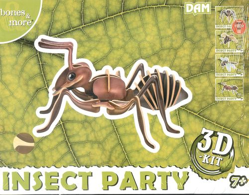 Insect Party: Ant