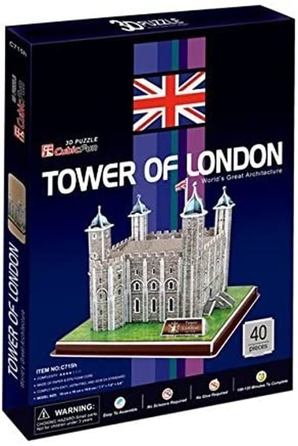 3D Puzzel Tower of London