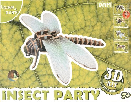 Insect Party: Wasp