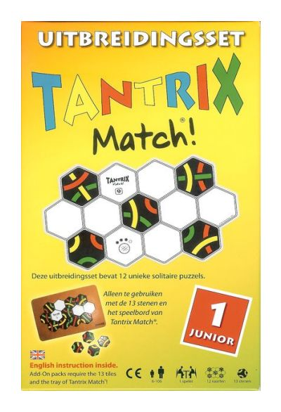 Tantrix Match! Uitbreidingsset Junior