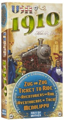 Ticket to Ride: USA 1910 - extension